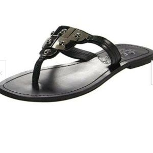 New in Box Naughty Monkey Thong Sandals Size 6